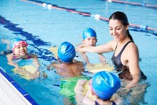 Encontre aula de natação preço