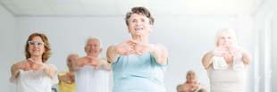 Como a hidroginástica para idosos pode melhorar a qualidade de vida na terceira idade?