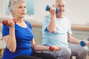 Conheça o treinamento funcional para idosos